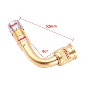 Extension de valve pour roue avant M365 & PRO